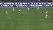 Bel dribbling di Insigne sulla fascia contro la Lazio