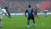 Bella palla di Quaresma contro il Genoa