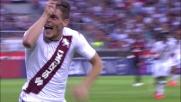 Belotti colpisce il Milan e sigla il pareggio del Torino