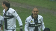 Benalouane porta in vantaggio il Parma sul Pescara