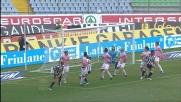 Benatia in versione bomber porta in vantaggio l'Udinese contro il Palermo