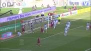 Benatia su schema di punizione cerca gloria nel derby di Roma ma la conclusione è fuori