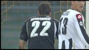 Bentivoglio non finalizza davanti a Handanovic
