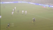 Berardi, tacco no look contro il Milan