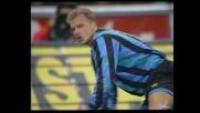 Bergkamp si divora un'occasione nel derby calciando addosso a Rossi