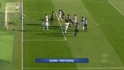 Berisha strepitoso contro il Genoa sul colpo di testa di Burdisso