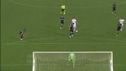 Bernardeschi scheggia la traversa dopo un'azione personale all'Olimpico contro la Lazio