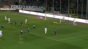 Bertolacci colpisce il palo dal limite a Bergamo
