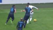 Bertolacci evita Medel e Podolski con una ruleta nello stretto