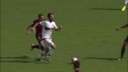 Bertolacci se ne va in ruleta al centrocampo del Genoa