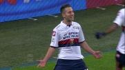 Bertolacci show: dribbling e goal a San Siro contro il Milan