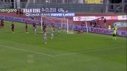 Paloschi di tacco segna il goal vittoria contro il Livorno