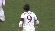 Bianchi, goal di testa in ruleta contro il Genoa