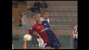 Bianco intercetta il pallone con il braccio: rigore per la Lazio