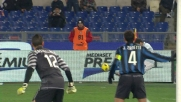 Biava apre le marcature all'Olimpico di Roma contro l'Inter