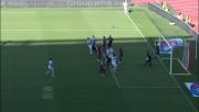 Biava salta più in alto di tutti e punisce il Genoa con un goal di testa