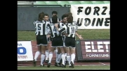 Bierhoff punisce anche il Bologna: gran goal di testa del tedesco e l'Udinese raddoppia