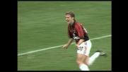 Bierhoff segna all'Empoli con un goal in spaccata