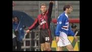 Bierhoff segna un gran goal di testa contro la Sampdoria