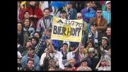 Bierhoff si abbatte sul Bari realizzando un altro goal