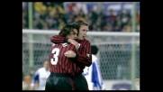 Bierhoff supera Toldo con un goal di testa: Milan avanti a Firenze