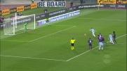 Biglia con un tiro centrale fa secco Tatarusanu dagli undici metri: raddoppio della Lazio