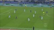 Biglia in ritardo su Cristoforo, fallo netto e rigore per la Fiorentina all'Olimpico