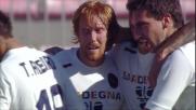 Biondini, bomber per un giorno. Suo il goal del 2-0 per il Cagliari contro il Lecce