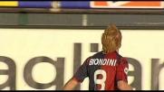 Biondini si fa trovare pronto: goal del pari col Genoa
