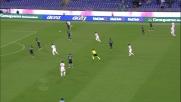Bisevac anticipa in spaccata Bernardeschi ed evita un goal fatto in Lazio-Fiorentina
