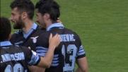 Bisevac segna il suo primo goal in Serie A risolvendo una mischia nell'area del Carpi
