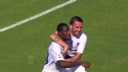 Boakye pesca l'angolino e manda il Cagliari sotto di 2 goal in casa