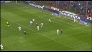Boakye vicino al goal in Genoa-Livorno