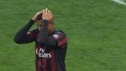 Boateng ci prova al volo contro la Juventus: fuori di poco!