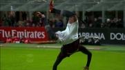 Boateng ritrova il goal a San Siro contro la Fiorentina