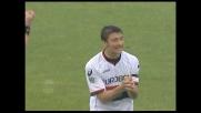 Bocchetti ingenuo su Mingazzini, rigore per il Bologna contro il Genoa