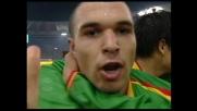 Bojinov va in goal e il Lecce allunga sulla Lazio