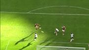 Bonaventura colpisce il palo nel match tra Milan e Cesena