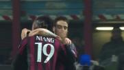 Bonaventura la sblocca a San Siro. Suo il goal del vantaggio del Milan contro la Sampdoria
