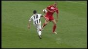 Bonucci ferma il contropiede dell'Udinese