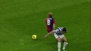 Bonucci regala la palla a Biondini