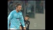 Bordata sul fondo di Mihajlovic, la punizione non funziona contro il Milan