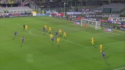 Borja Valero apre la festa del goal al Franchi di Firenze