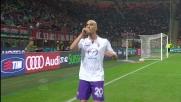 Borja Valero e il goal che non si puo' sbagliare