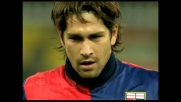 Borriella segna su rigore il goal vittoria di Genoa-Parma
