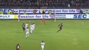 Borriello riapre la sfida tra Cagliari e Sassuolo col goal del 2-3
