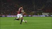 Borriello salta Chiellini in velocità