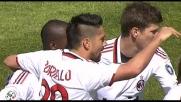 Borriello scambia con Seedorf e va a segno al sant'Elia