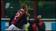 Borriello segna un goal da applausi sfruttando un'invenzione di Pirlo