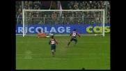 Borriello spiazza Gianello e firma il goal del 2-0 per il Genoa contro il Napoli